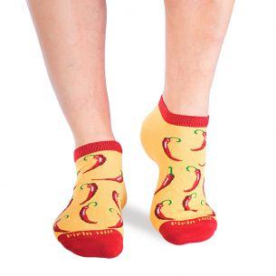 COLOUR COTTON Chilli Pepper Sneaker