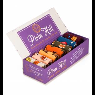LUXURY BOX 7 Colour Cotton