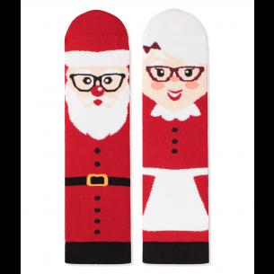 COMFORT FEET Mrs & Mr Santa