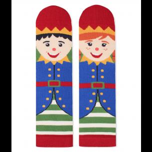COMFORT FEET Mrs & Mr Elves