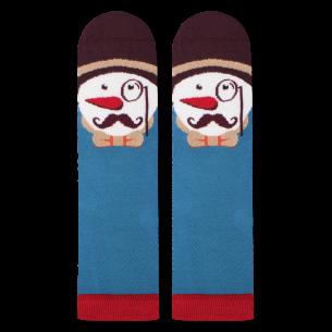 COMFORT FEET Snowman