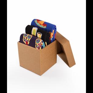 BOX 3 Colour Cotton MEXICO