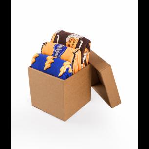 BOX 3 Colour Cotton ROCK
