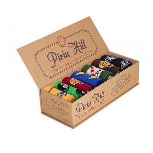 LUXURY BOX 7 Colour Cotton ROCK