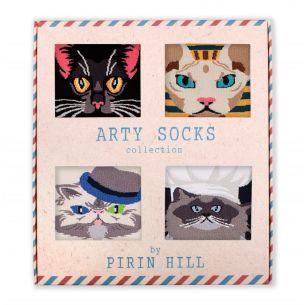 ARTY SOCKS Cats