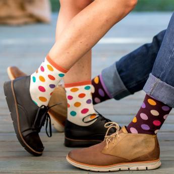 Sugestii de modă: Cum să îți combini șosetele