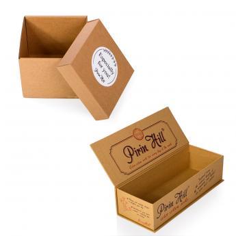 Сглобяване на кутийка Pirin Hill