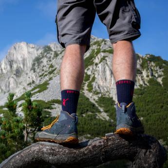 Try to Fly - професионални спортни чорапи от Pirin Hill