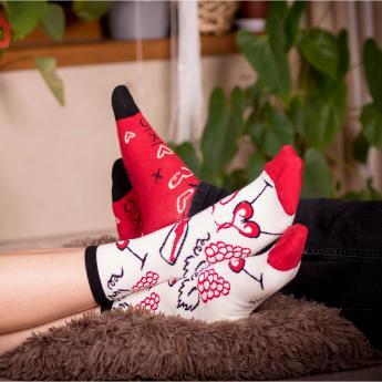 5 Motive pentru care Șosetele Pirin Hill Socks sunt cadoul perfect de Sfântul Valentin